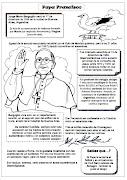 EL PAPA DE LA EDUCACIÓN. Publicado por Guisella Azcona Avalos en . el nuevo papa francisco