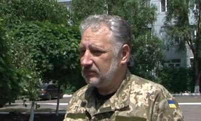Председатель Донецкой обладминистрации Жебривский пообещал навести порядок в прифронтовой зоне