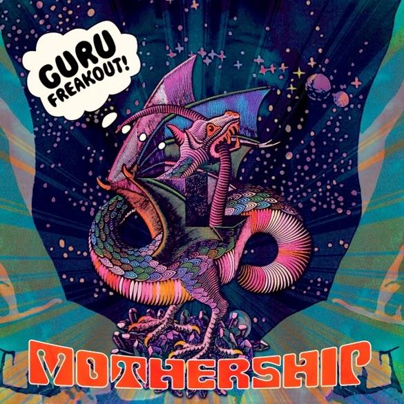 Guru Freakout's Mothership