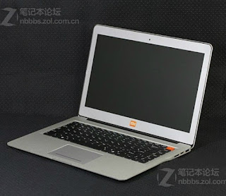 Xiaomi Mi laptop: Απρίλιο με MacBook-like design, Intel Core i7 και 8GB RAM;
