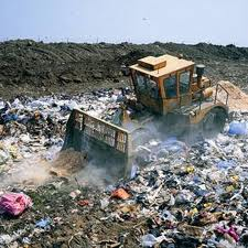 Landfill waste results in air pollution essay