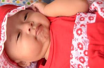 Rania 4 bulan