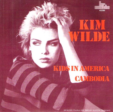 my music your music kim wilde cambodia. Black Bedroom Furniture Sets. Home Design Ideas
