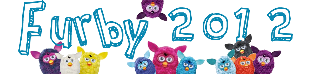 Furby 2012