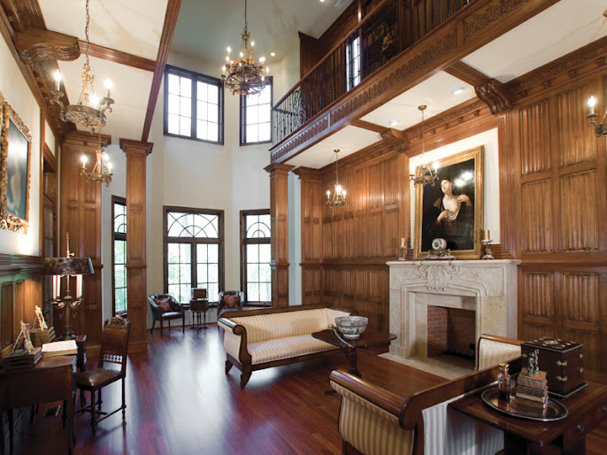 #8 Fireplace Design Ideas
