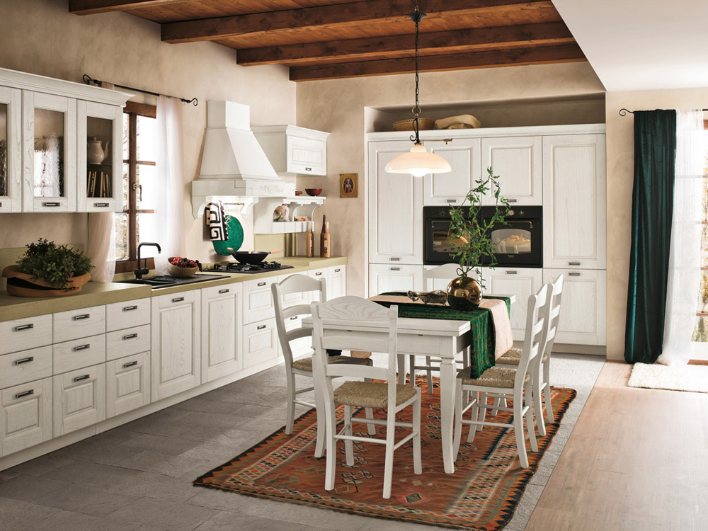 Stunning Cucine Stile Shabby Pictures - Amazing House Design ...