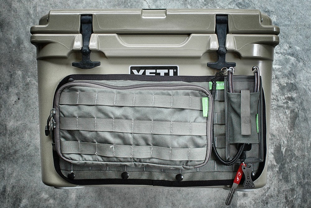 The fiberglass manifesto the yeti coolers tundra 35 project for Coole accessoires