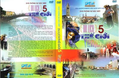 Du lịch thế giới 5 - Venice