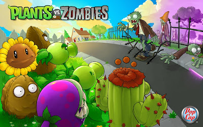 Plants vs. Zombies for BlackBerry PlayBook