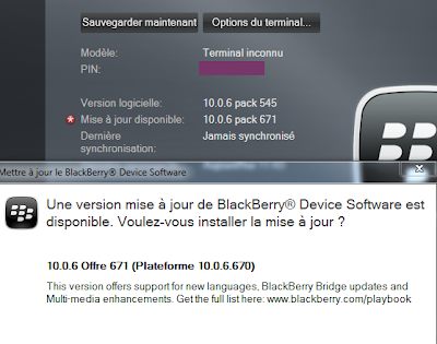 Para todos aquellos desarrolladores que cuentan con un BlackBerry Dev Alpha les traemos la noticia que ya se encuentra disponible una actualización del sistema operativo. Se trata de la versión 10.0.6.670, no sabemos los cambios que tenga pero suponemos que son algunas correcciones de errores y mejorias. Para actualizar el sistema operativo tan solo conecta tu BlackBerry Dev Alpha al BlackBerry Desktop Software Fuente:bberryblog