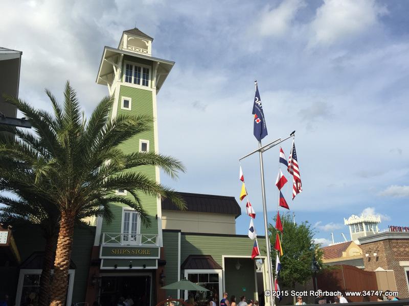 Celebration FL Real Estate Blog Boathouse Restaurant At