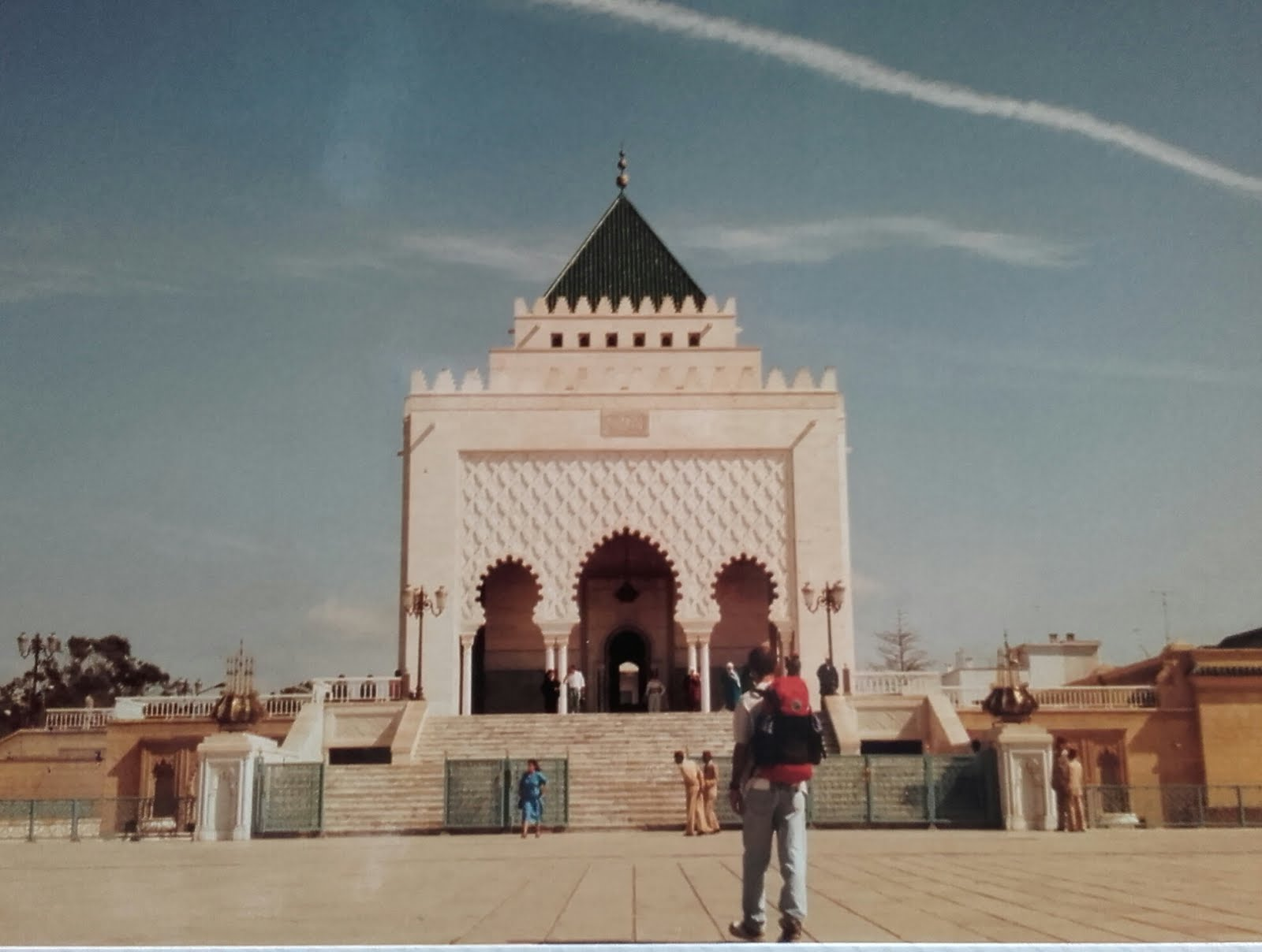1997, Rabat (Marruecos)