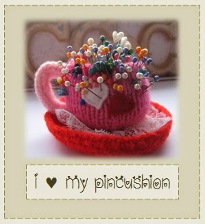 Love my pincushion