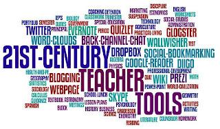 words describing 21st century teaching tools