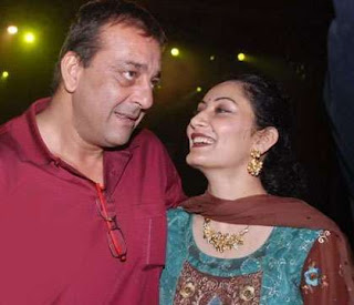 Sanjay Dutt | Wife And Daughter | All About Top Stars