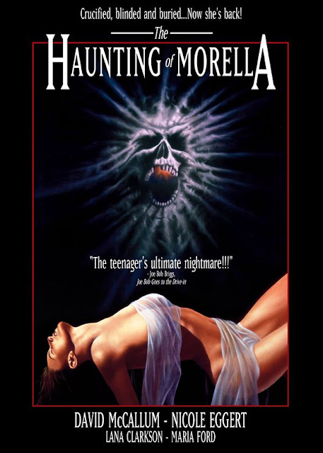 The Haunting of Morella - Coming to DVD From Scorpion Releasing