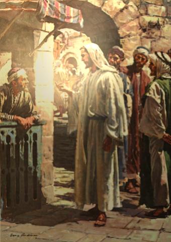 lectura biblica de juan: