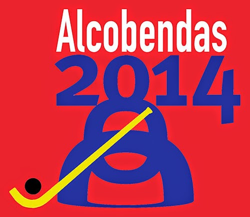 HOCKEY PATINES - Campeonato de Europa 2014 (Alcobendas, España)