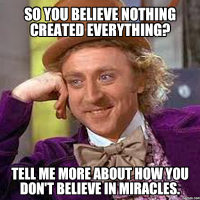 Miracles of atheism