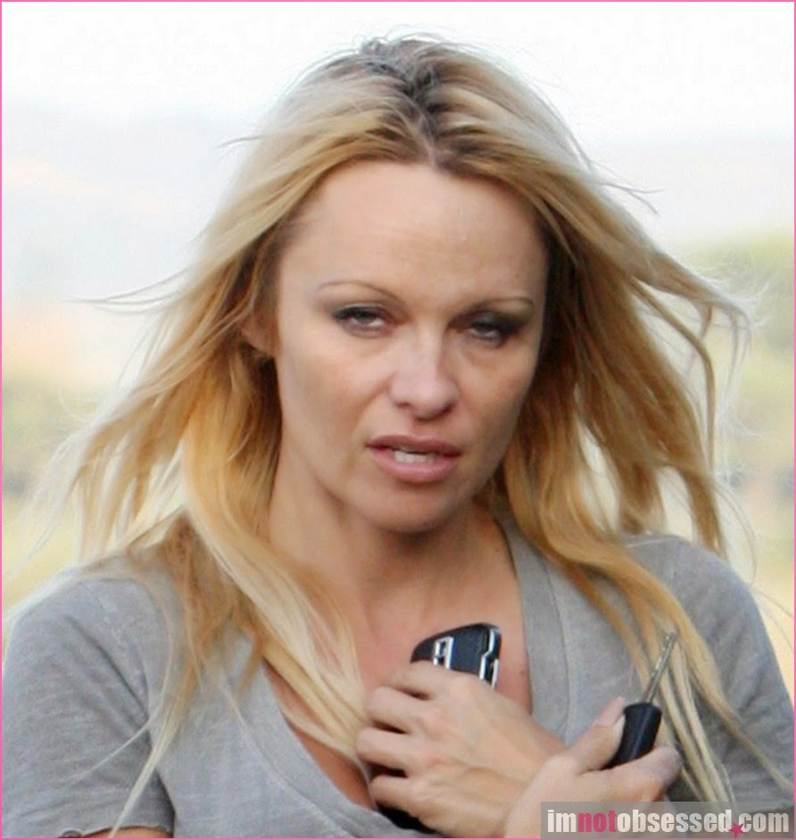 Pamela Anderson Now Just Not Said: ...