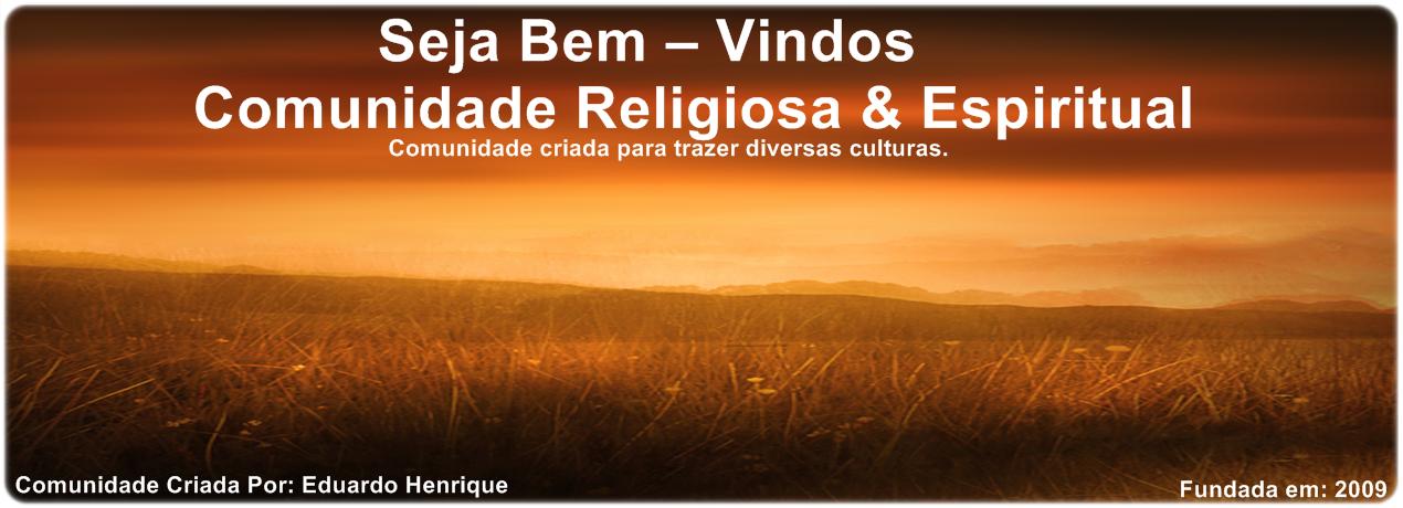 Comunidades  Religiosas & Espiritual
