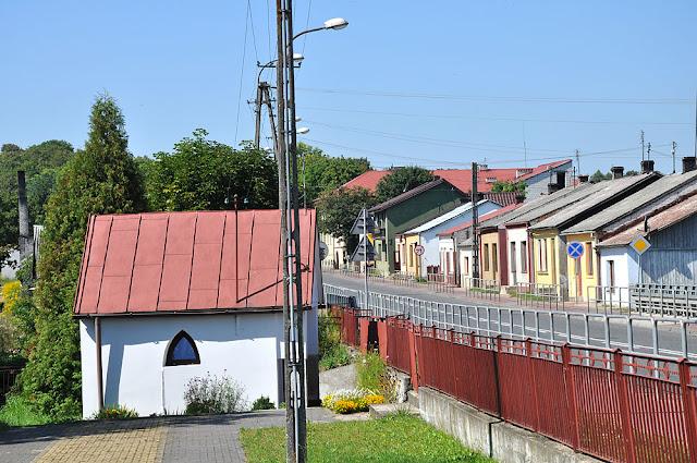 Gielniów, kaplica bł. Ładysława. Fot. KW.