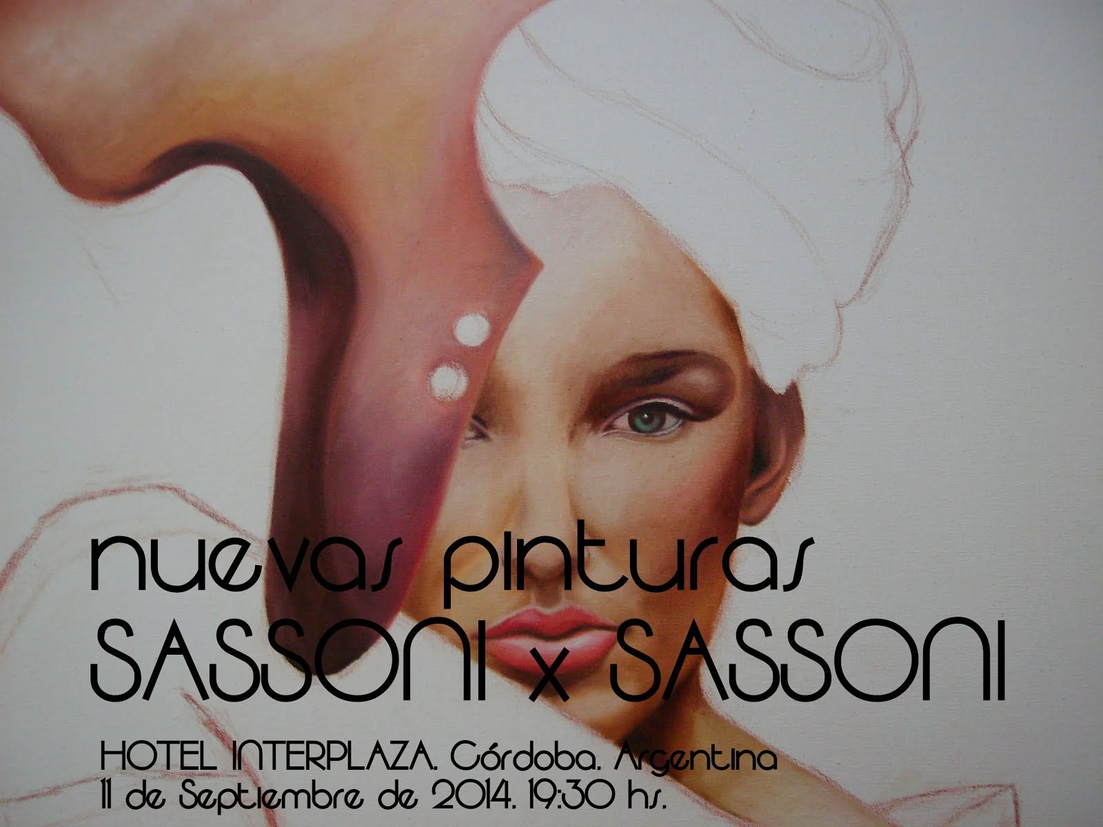 """SASSONI X SASSONI"""