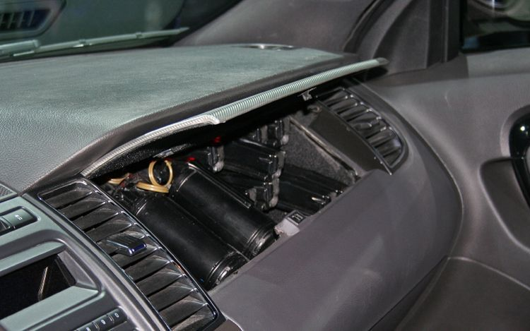 Image Result For Ford Gt Gun Compartment