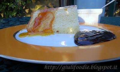 salsa per pandoro: Salsa Dolce all'Arancia, Salsa al Cioccolato