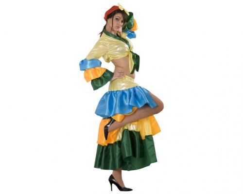 Vestuario de salsa para mujer y hombre