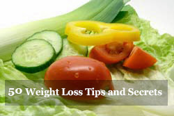 50 Weight Loss Tips and Secrets