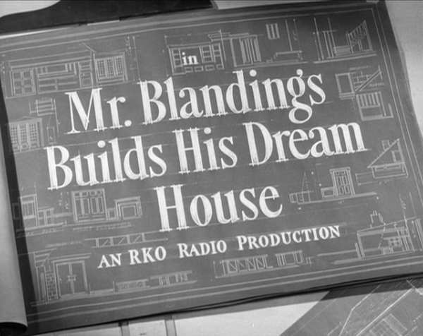 Gems Mr Blandings Builds His Dream House