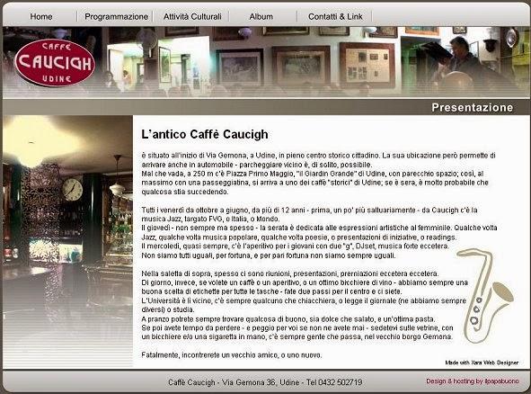 CAFFE CAUCIGH UDINE