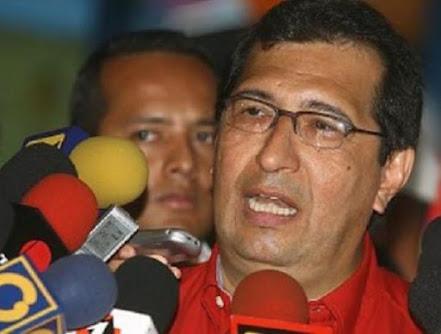 """Adán Chávez:""""No le fallaremos a Chávez ni al pueblo de Venezuela"""""""