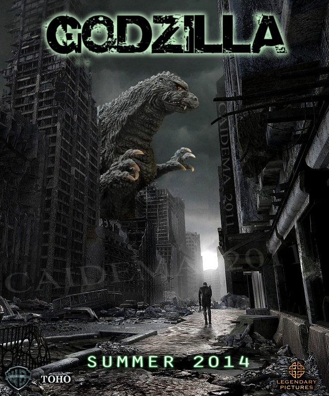 Godzilla 2011 godzilla 3d news and info: a movie that never was ... Pacific Rim 2013 Dvd Cover
