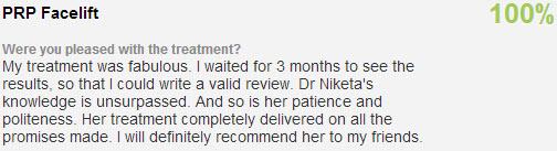 Dr Niketa's Skin Secrets, Delhi - Platelet Rich Plasma