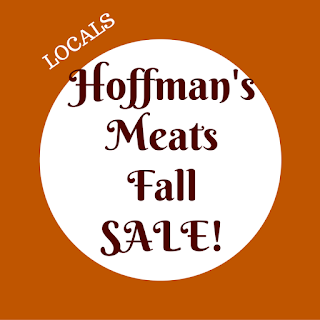 Fall Sale for Hoffman Meat hagerstown, Md
