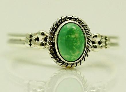 Moonstone Silver Rings