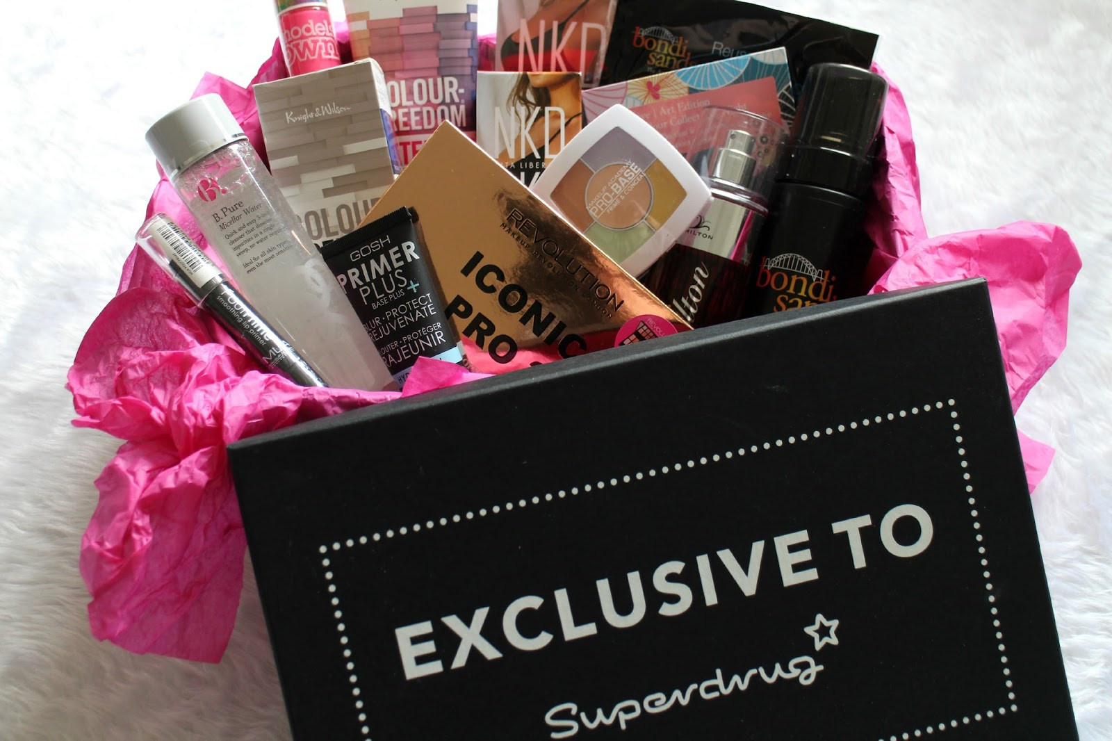 Beauty Products Exclusive To Superdrug