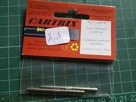 EIXOS CARTRX-2.5€