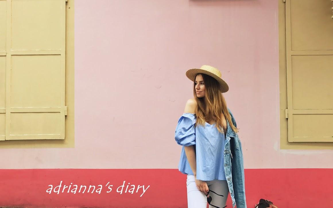 adrianas' diary