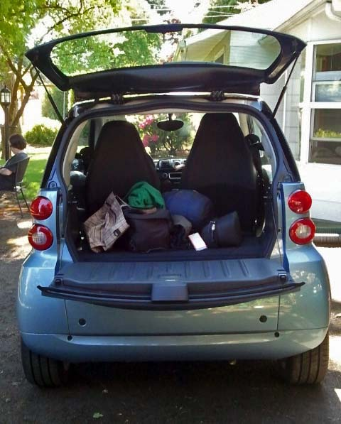 Review: 2011 Smart ForTwo Passion Coupe