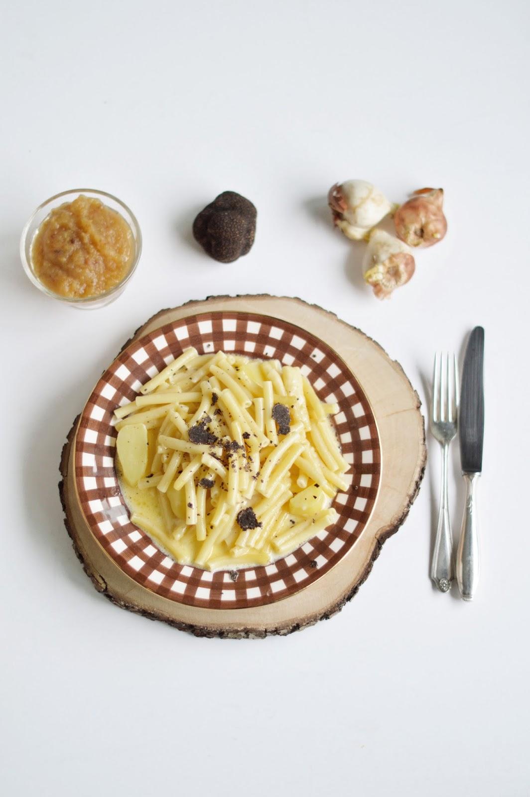 Pasta Flora Rezept älplermagronen swiss mac cheese with roasted apple sauce