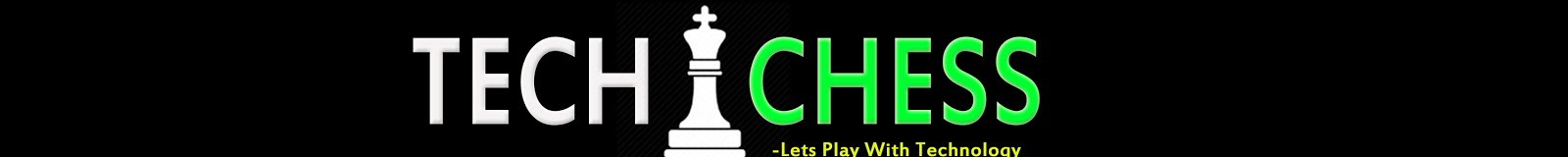 Techchess - Lets play with technology