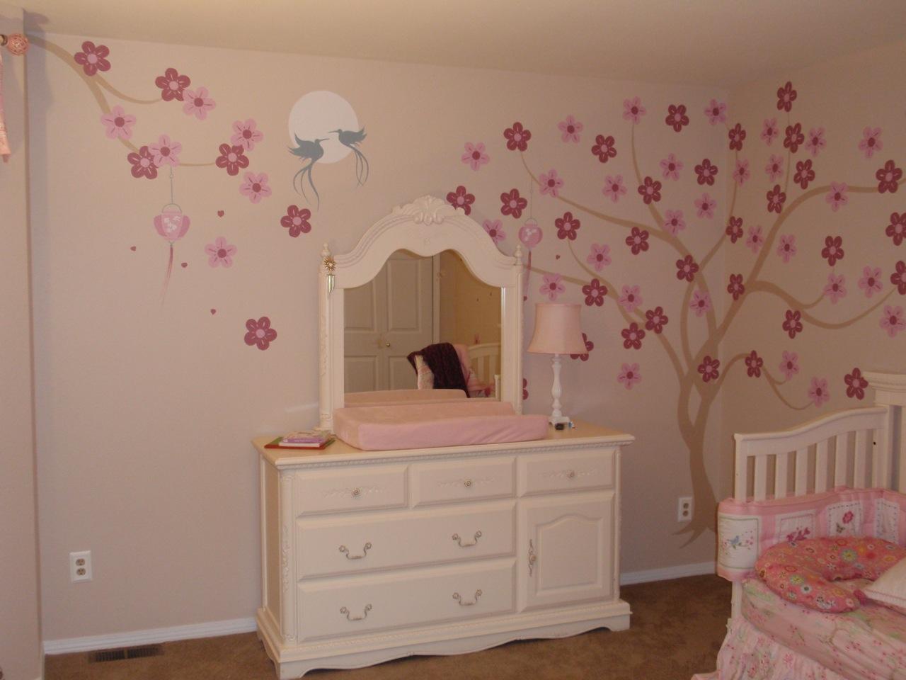 Blossom Tree Mural