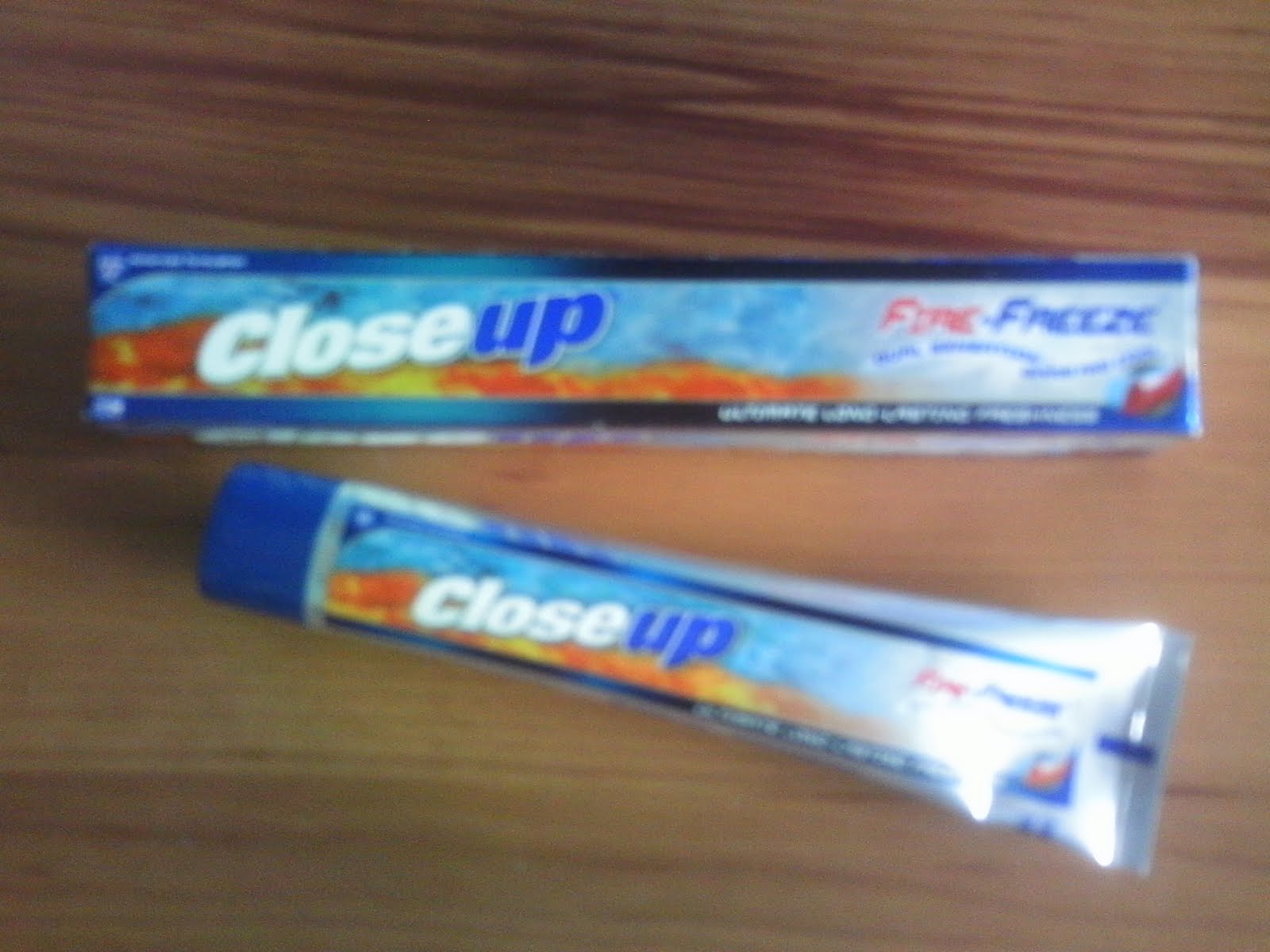 Close Up Toothpaste Fire Freeze Tooth Paste Mentol Fresh 160gram Download