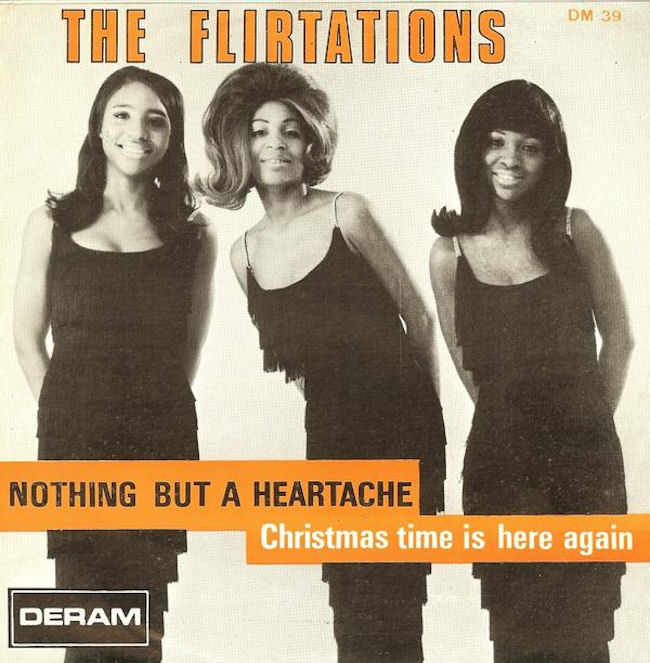 the flirtations nothing but a heartache blogspot Sounds like the flirtations sml 1046 (-69) uk first formed as gypsies 1962 in south carolina when nothing but a heartache came on everyone was up.