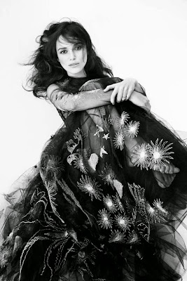 Keira Knightley Interview Magazine September 2014