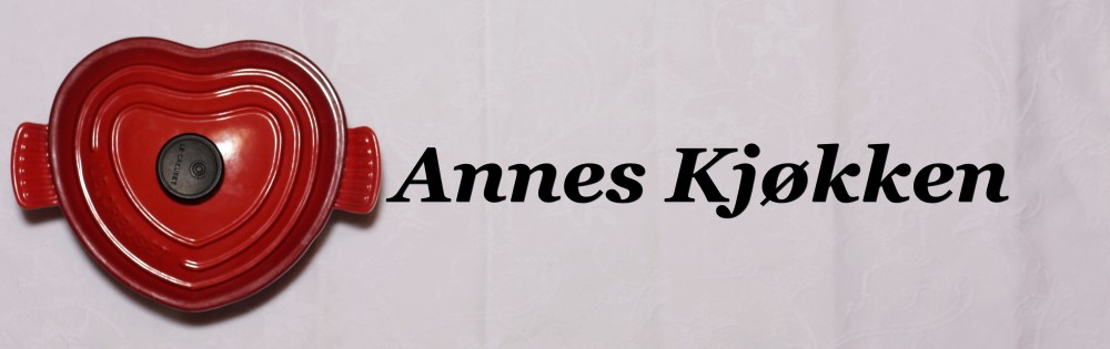 Annes Kjøkken