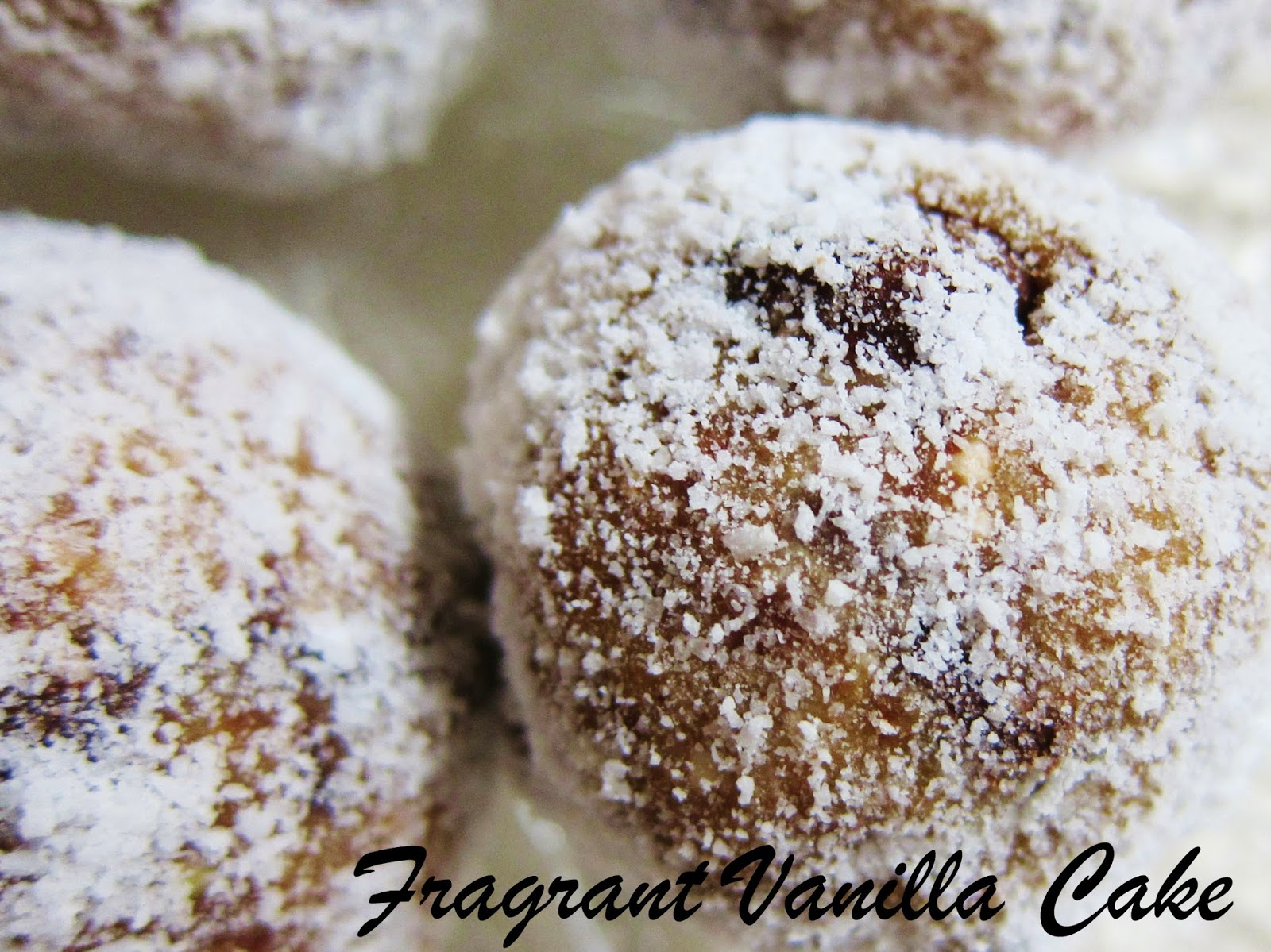 about doughnut holes that and remembering how delicious doughnut holes ...